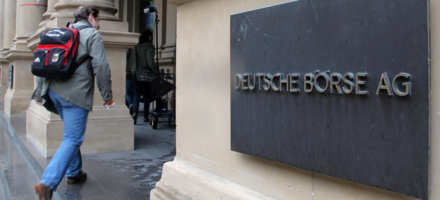 Deutsche Börse 2015 Net Revenue up 16% YoY, Driven by Market Volatility