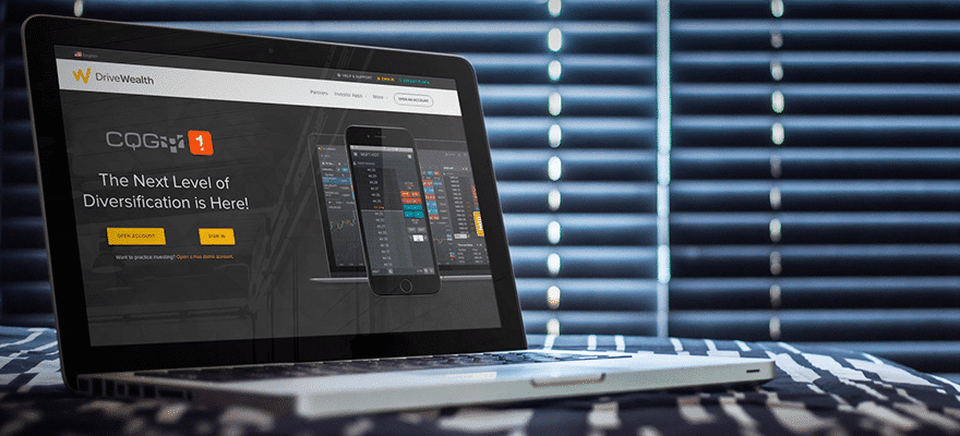 CQG, DriveWealth and Direct FX Partner to Launch Multi-Asset Platform