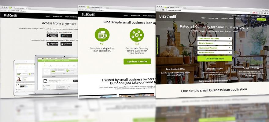 Biz2Credit Latest Online Lender to Launch White Label Solution for Banks