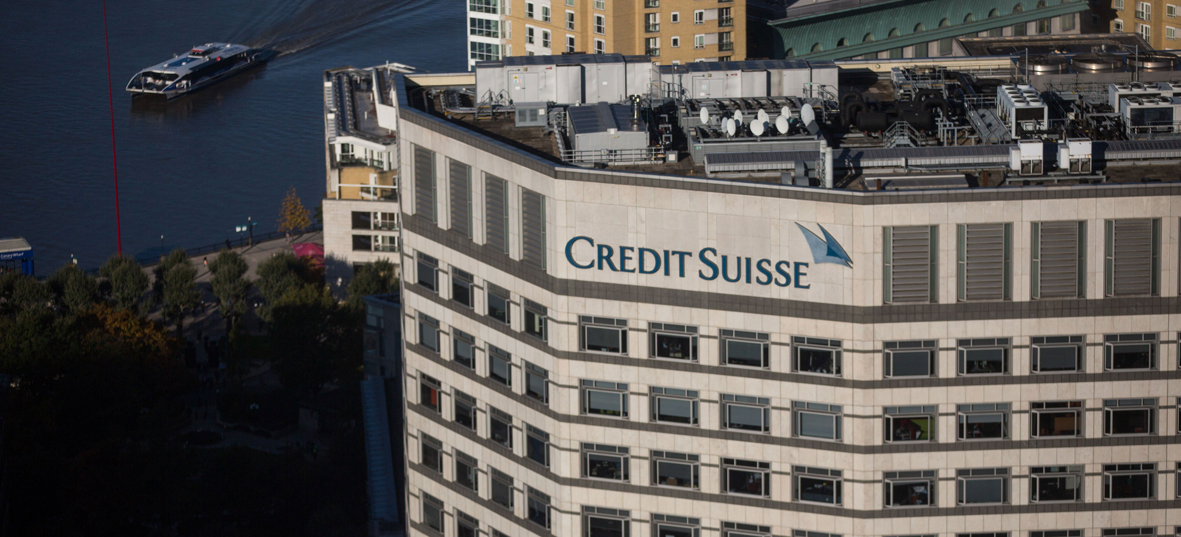 Credit Suisse Facing Penalty For Leaking Company Information