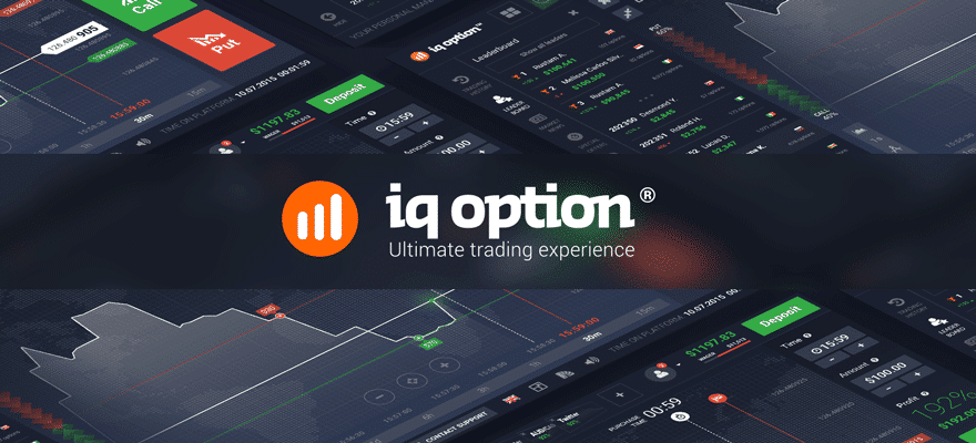 Iq option new version of