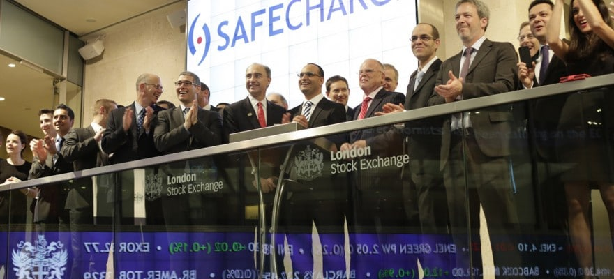 SafeCharge IPO on the LSE