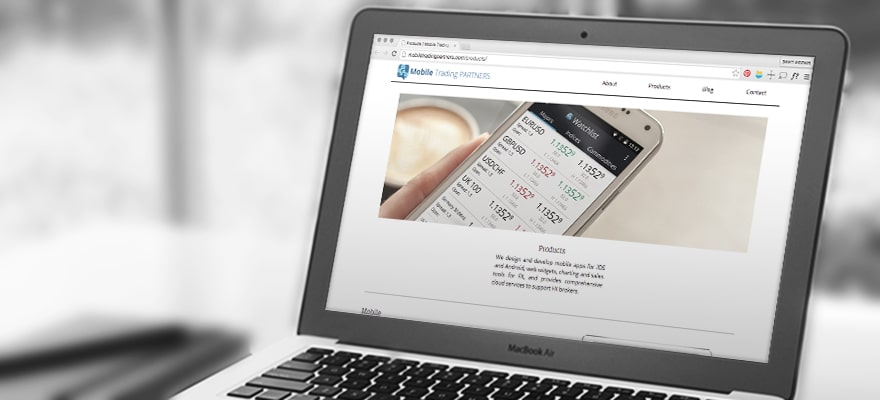Mobile Trading Partners Launch New White Label Mobile Trading App