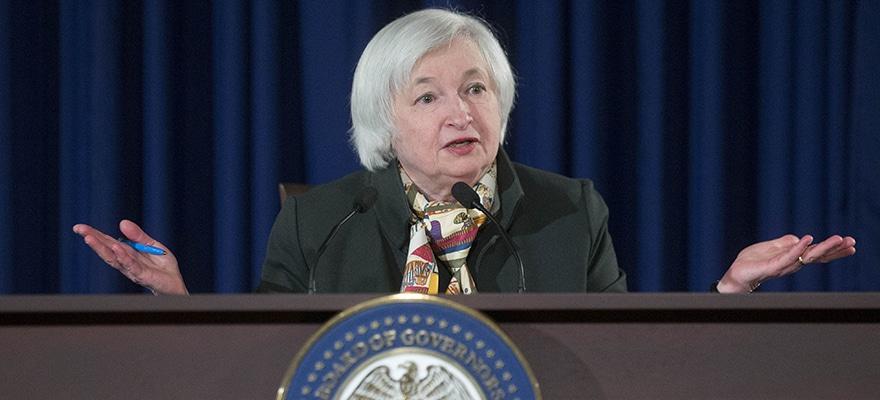 Janet Yellen (Photo:Bloomberg)