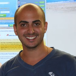Dan Abrahams, CEO, and Co-Founder, CurrencyTransfer.com