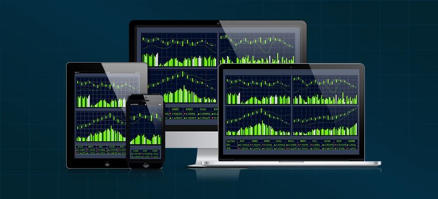 Responsive Trading Screens