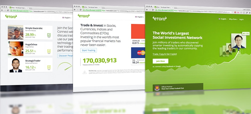 eToro Expands Offering with New Russian, U.S. and Chinese Stocks