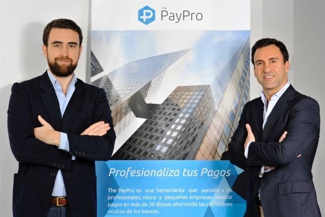 (L-R) Pablo Ruiz  and Gabriel Llambias