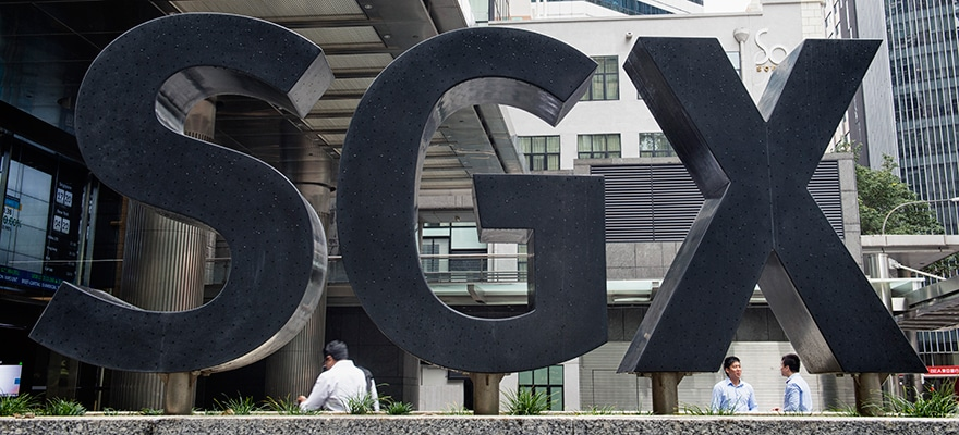 SGX's FX Volumes Jump in March as Momentum Builds