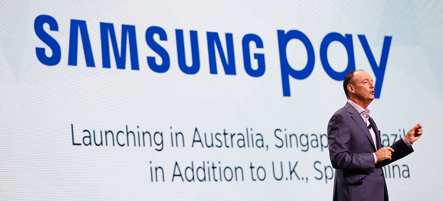 CES 2016: Samsung Pay to Roll Out in Australia, Brazil and Singapore