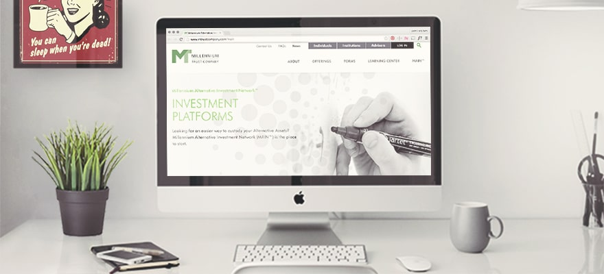 Alternative Investment Aggregation: Millennium Trust Introduces New Solution
