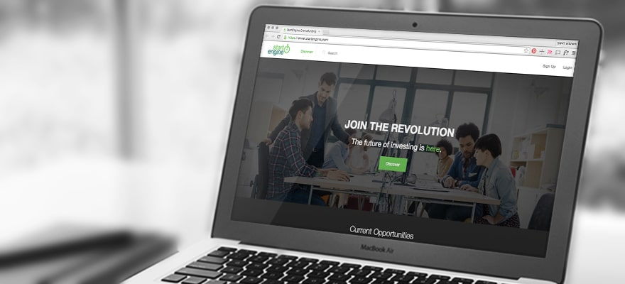 With Title III of the JOBS Act Coming, StartEngine Raises $5.5M to Expand Crowdfunding