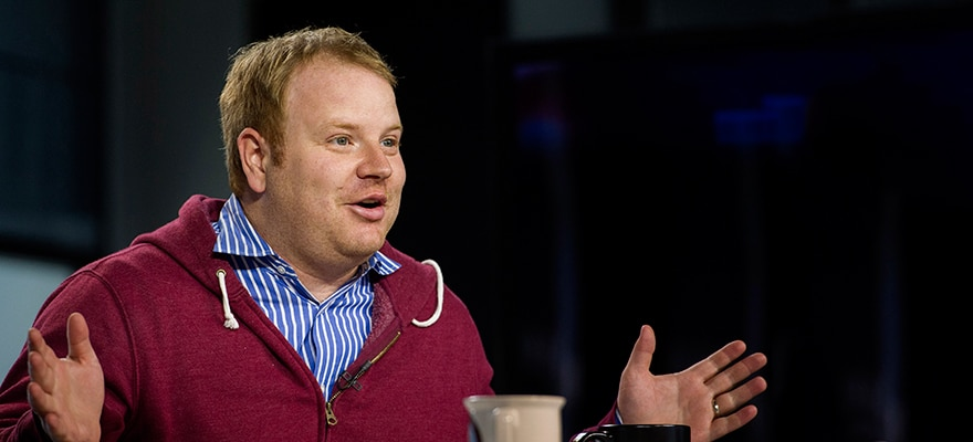 Parker Conrad, former CEO of Zenefits may not be all smiles anymore, but his company is on to something