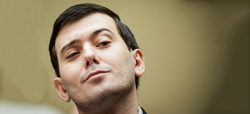 Was Martin Shkreli Really Just Scammed Out of $15m in Bitcoin?