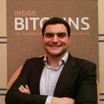 Aurélien Menant, founder and CEO, Gatecoin