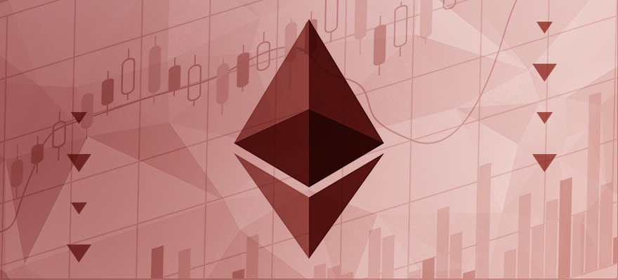 Ethereum Price Falls to $250 After Another Coinbase Outage