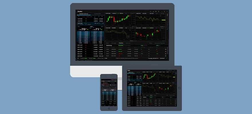 Fortex to Power Axiory's MT4 Webtrader
