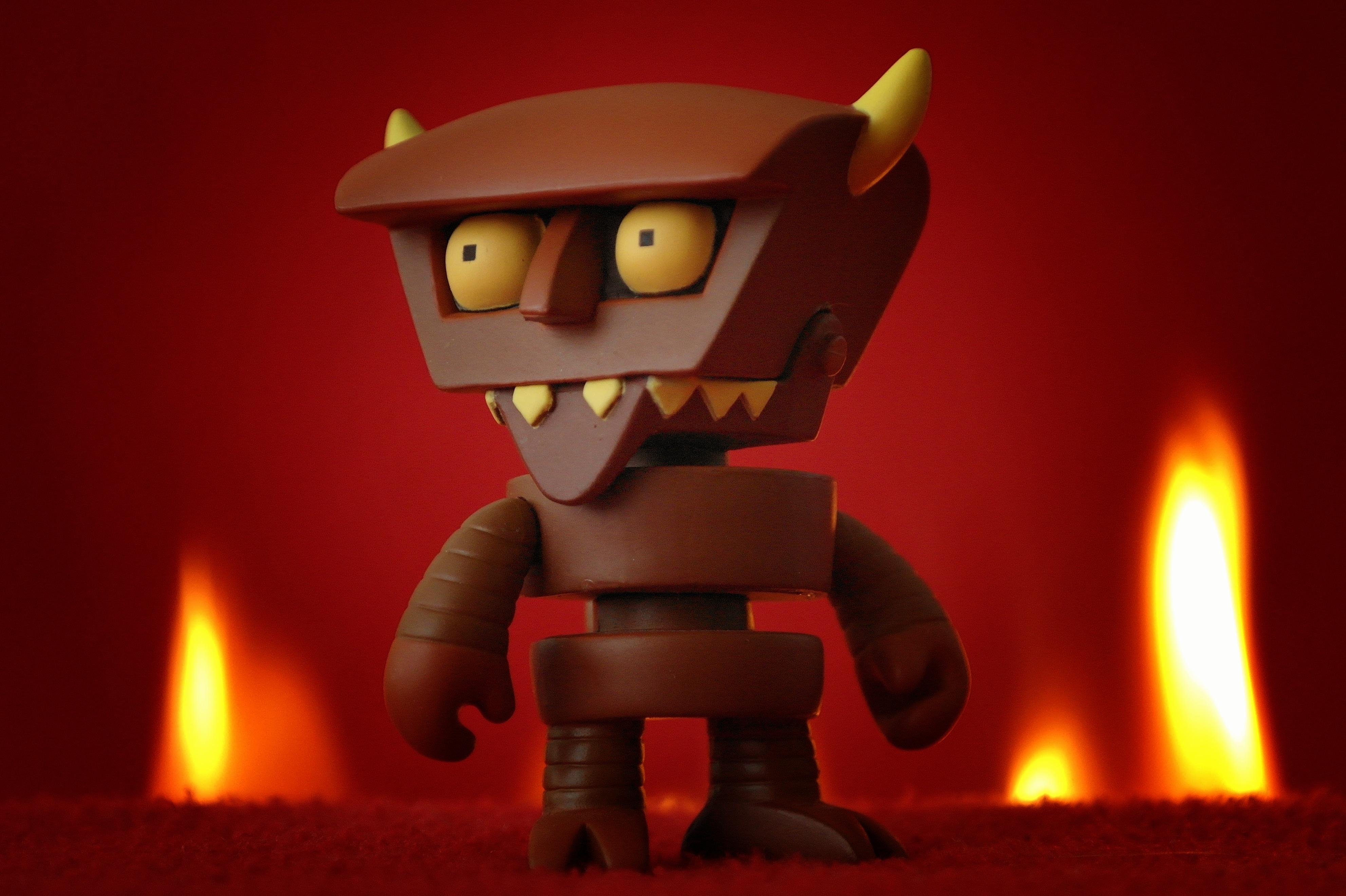 Courtesy by Flickr, Pugh Pugh, Robot Devil, Creative Commons 2.0