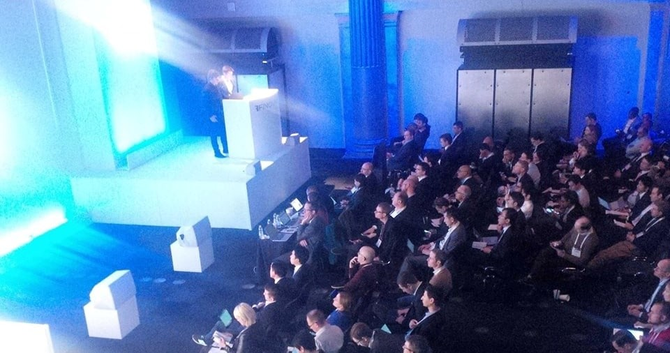 Finovate Europe: Fintech's 'Give-and-Take' With Institutions Shifting