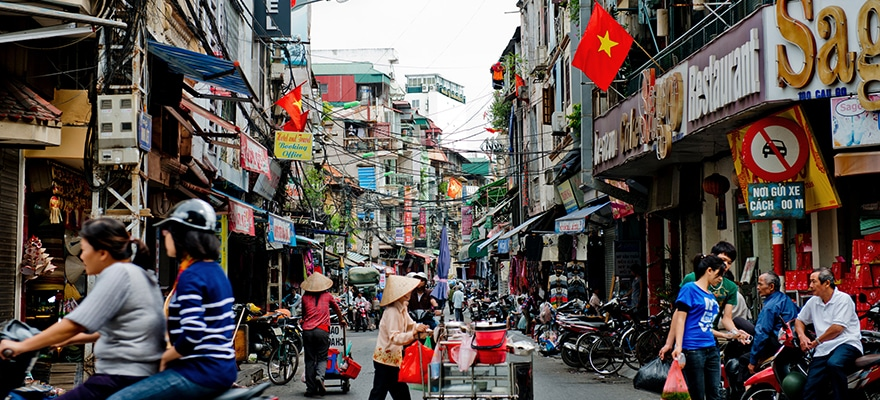 First Blockchain Payment Processing Platform Launched in Vietnam