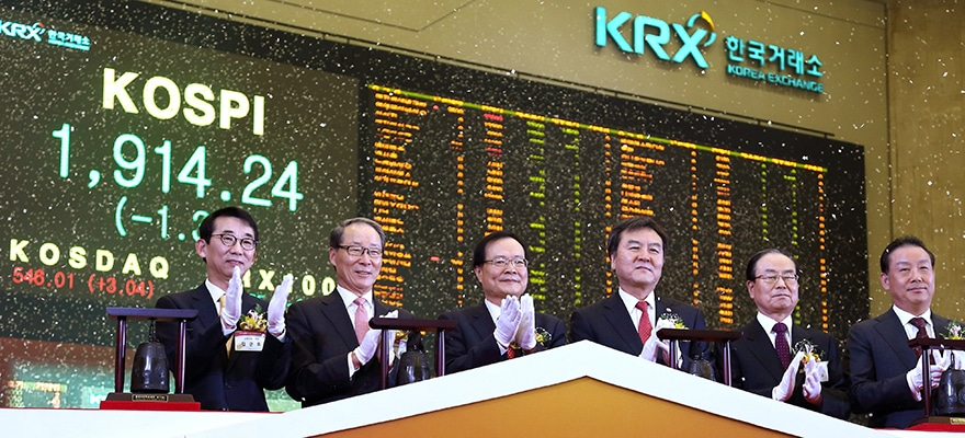 Dtcc to cooperate with korea exchange on trade repository solution