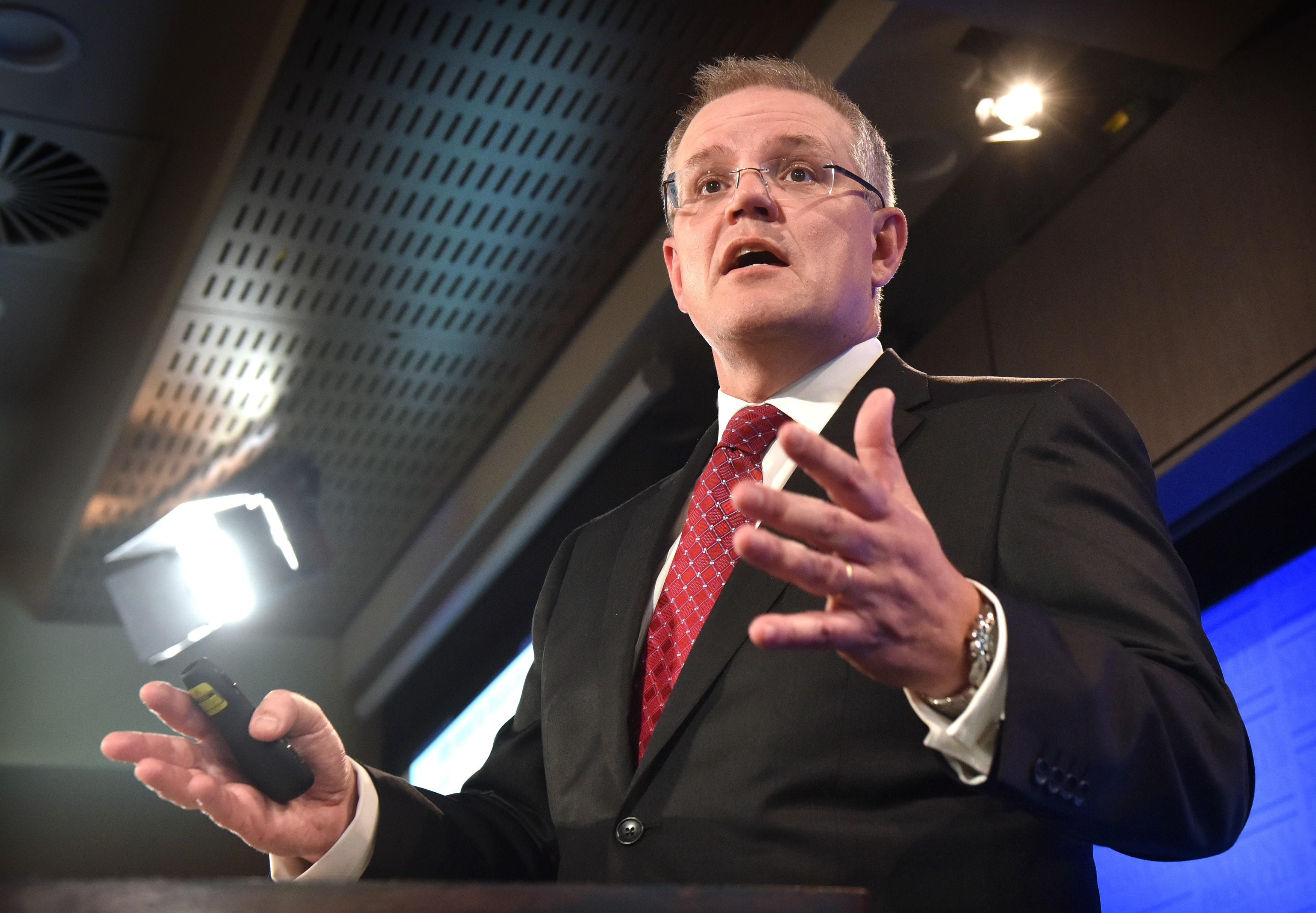 Australian Government Talks FinTech Reform