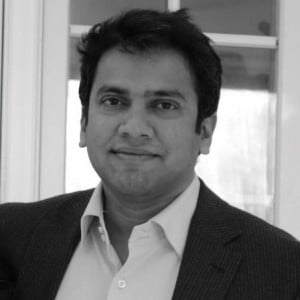 Amit Karande, Founder, Kinetix Trading Solutions