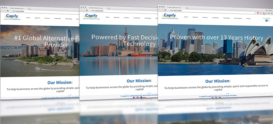 Fintech Spotlight: Capify's David Goldin Shares Views on Past, Present and Future