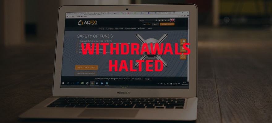 Breaking: ACFX Launches Arbitrage Investigation, Delays Withdrawals in China