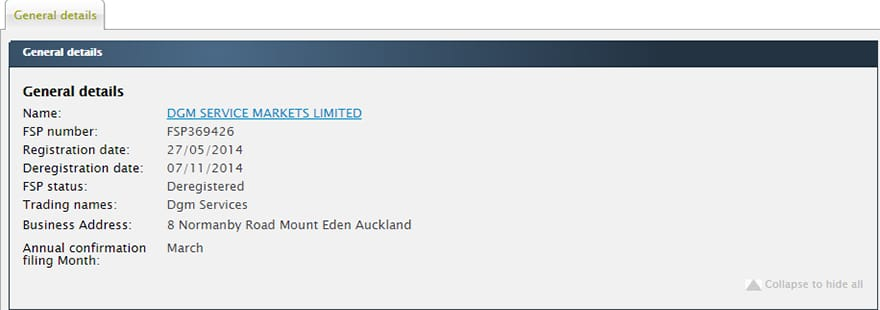FMA, New Zealand, Finance Magnates