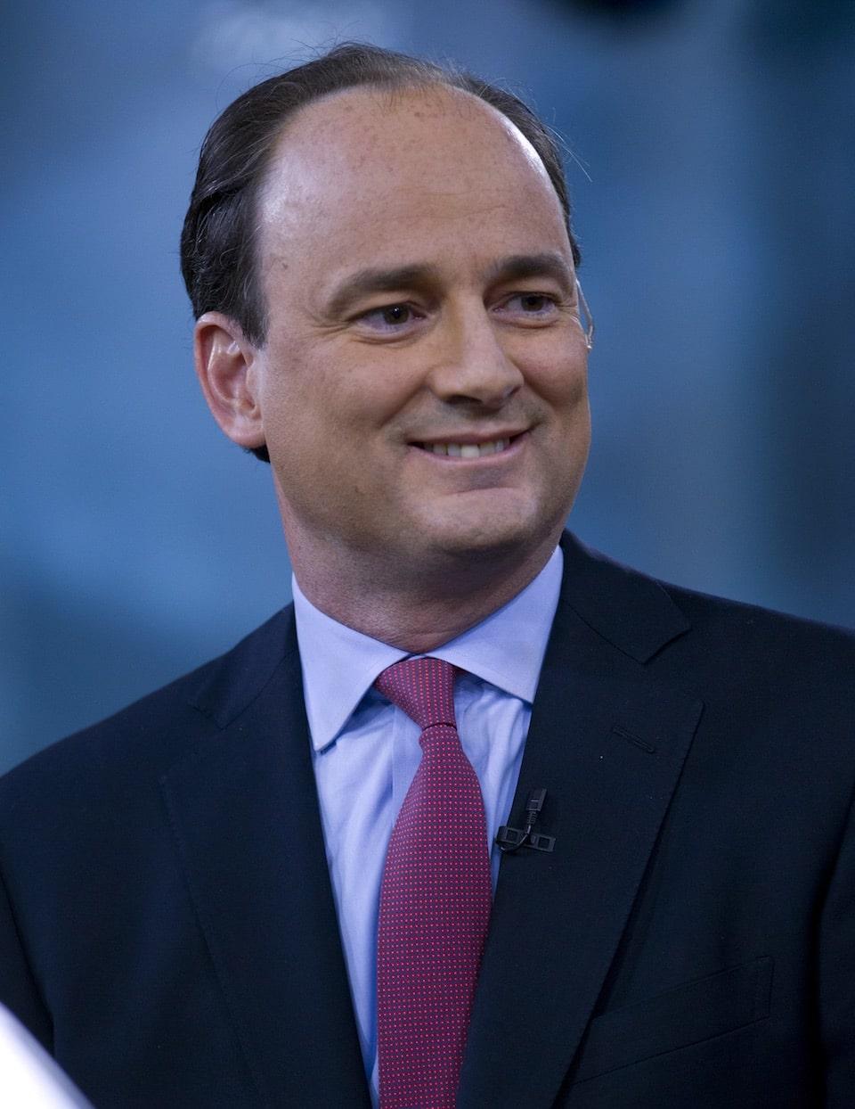 Daniel Coleman, CEO, KCG Source: Bloomberg