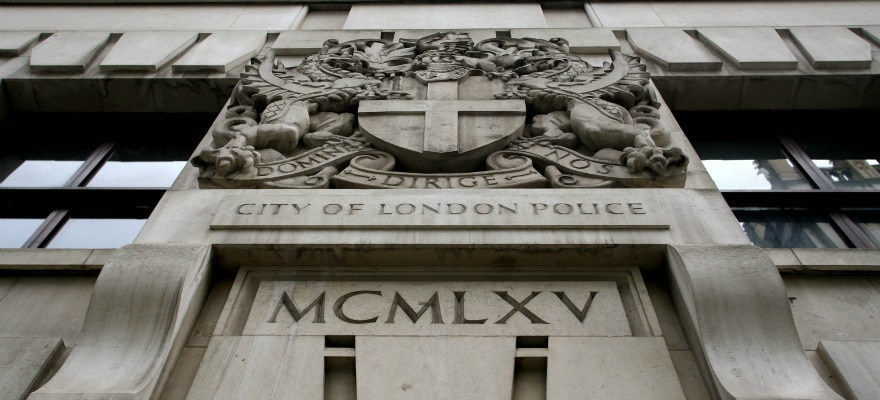 City of London Police Seize £30m and Arrest Man Linked to Forex Scam
