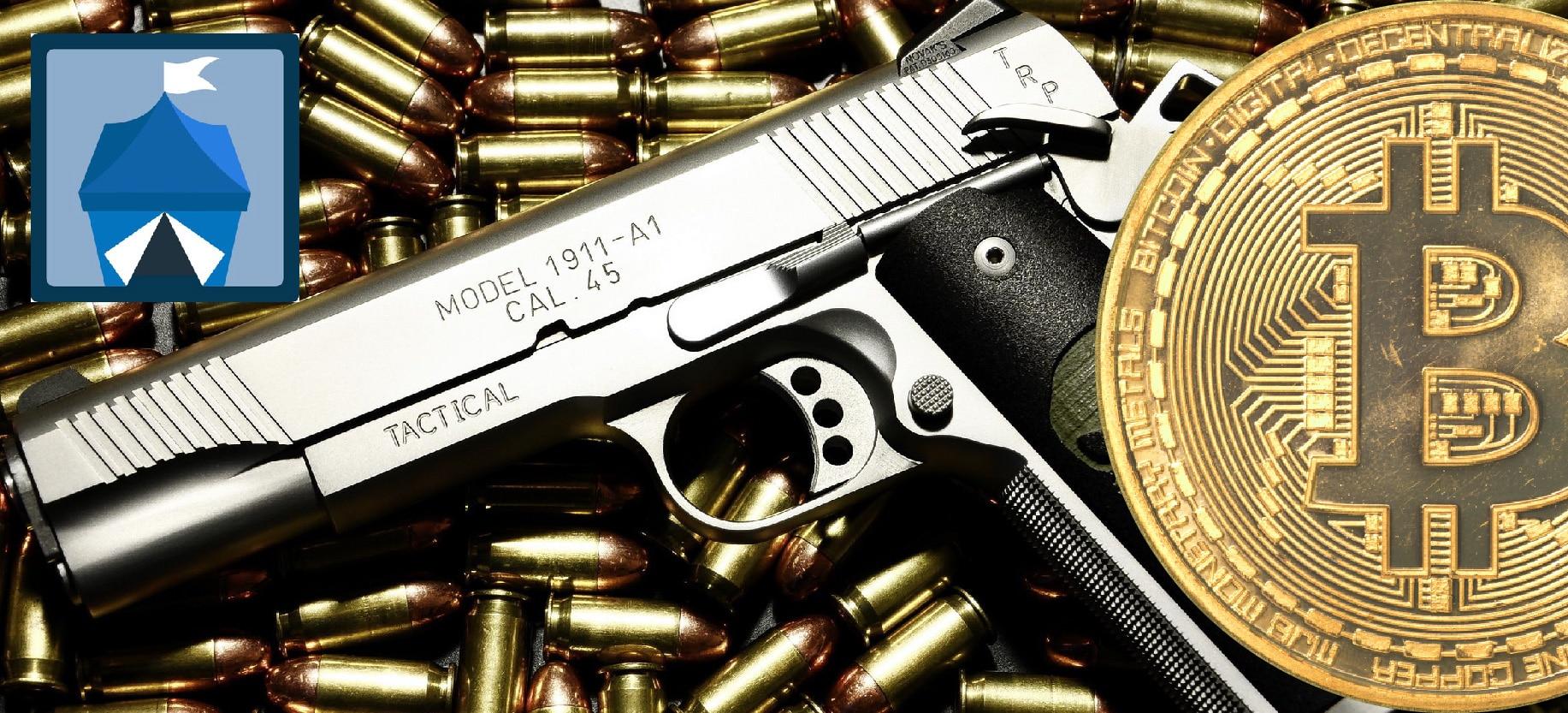 OpenBazzar bitcoin guns