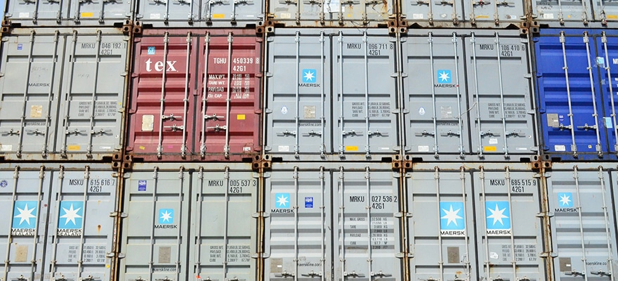 shipping, import, export