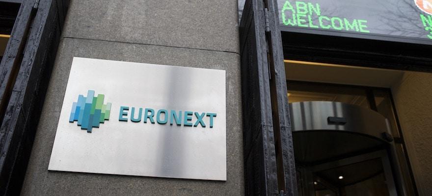 Euronext Taps Giorgio Modica as CFO, Succeeding Amaury Dauge
