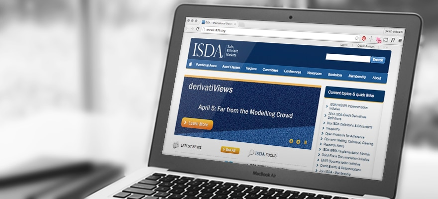 ISDA Publishes New Margin-Rule-Compliant Collateral Document