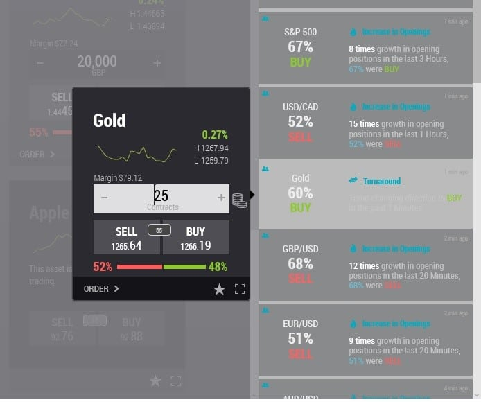 trading, platform, forex brokerage