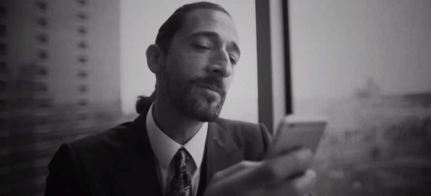 ADS Securities Commercial Features Oscar-Winning Actor Adrien Brody