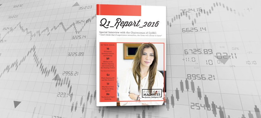 Forex magnates quarterly report