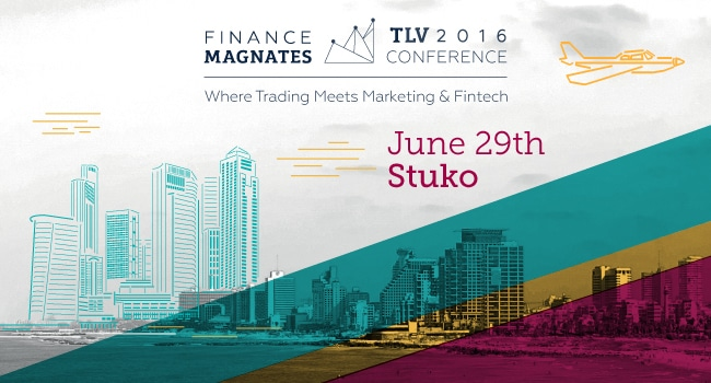 GetReady, the Finance Magnates TLV Conference is Just a Month Away!