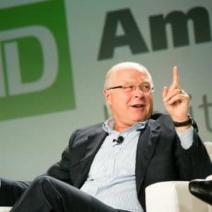 Fred Tomczyk, CEO, TD Ameritrade