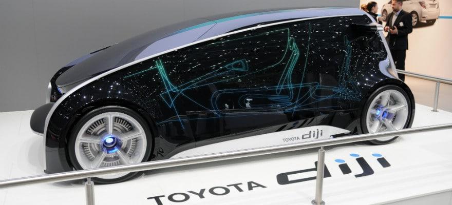 Toyota is Spearheading Blockchain Development for Autonomous Vehicles