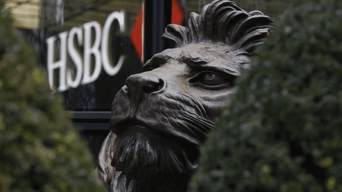 Paul James Relinquishing Role at HSBC