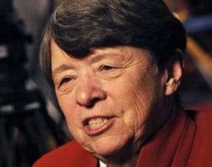Mary Jo White Source: Bloomberg