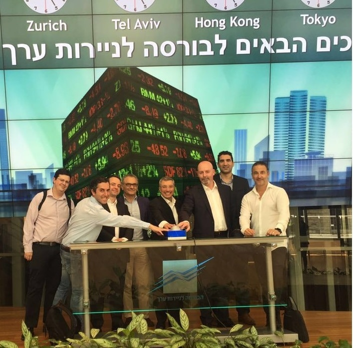 Accenture Joins Israeli Fintech Hub the Floor in Strategic Partnership