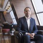 Dennis De Jong, Managing Director, ufx