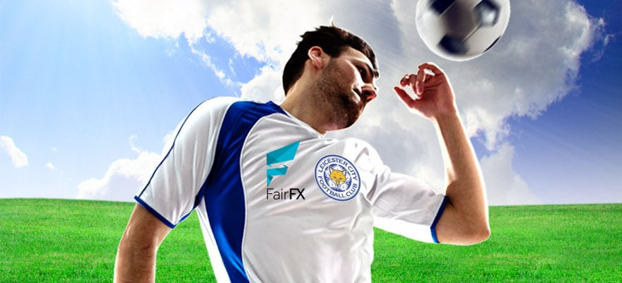 FairFX Launches Sponsorship Deal with Leicester City F.C.