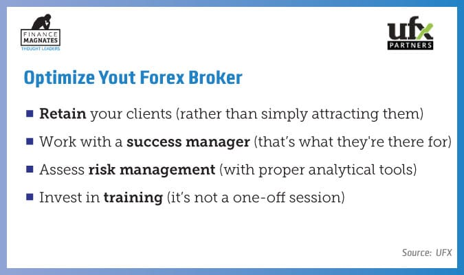 Start a forex brokerage