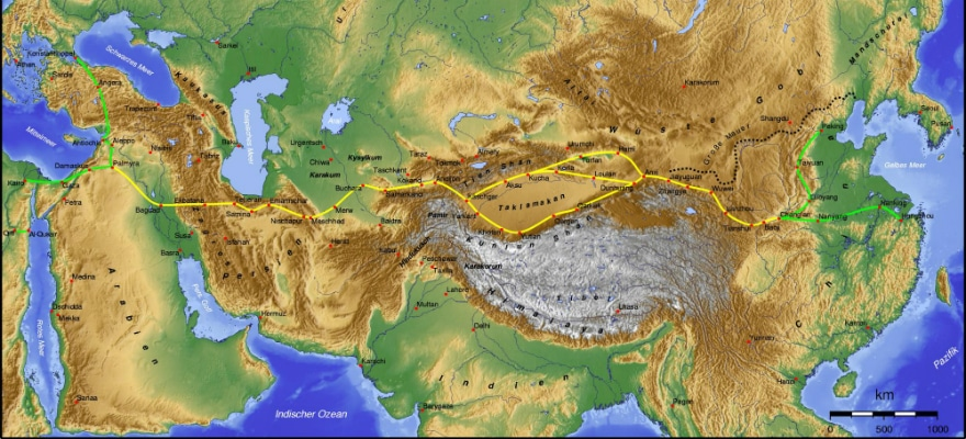 One Belt, One Road and the Road not Taken
