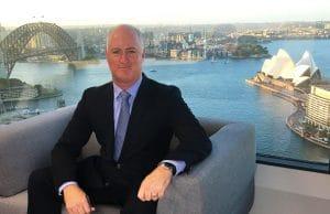 Gavin White, CEO,